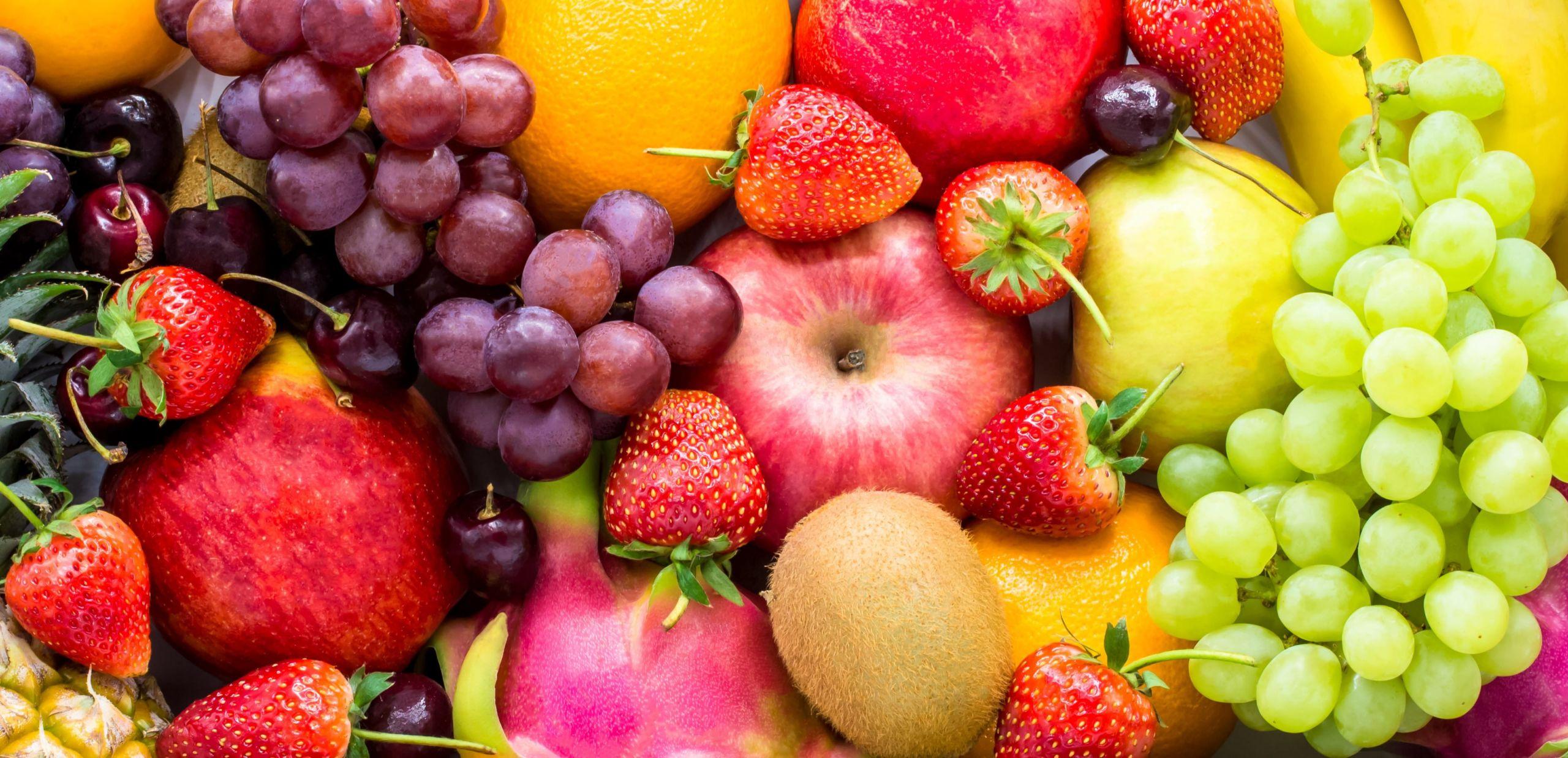 Fruttosio in frutta, miele, vino, verdura