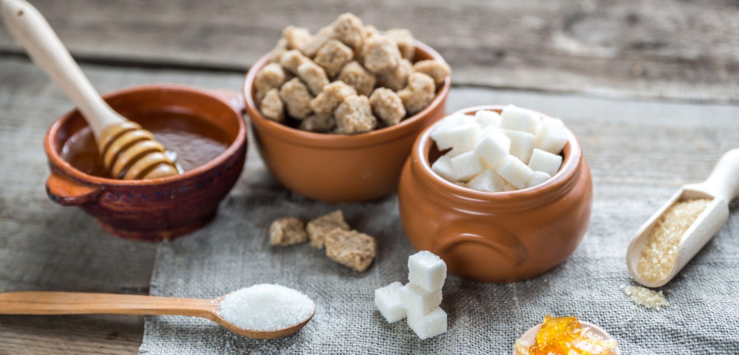 Fruttosio, glucosio e zucchero cos'è meglio