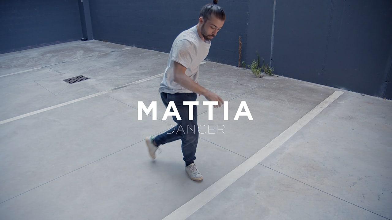 Mattia di Project movement