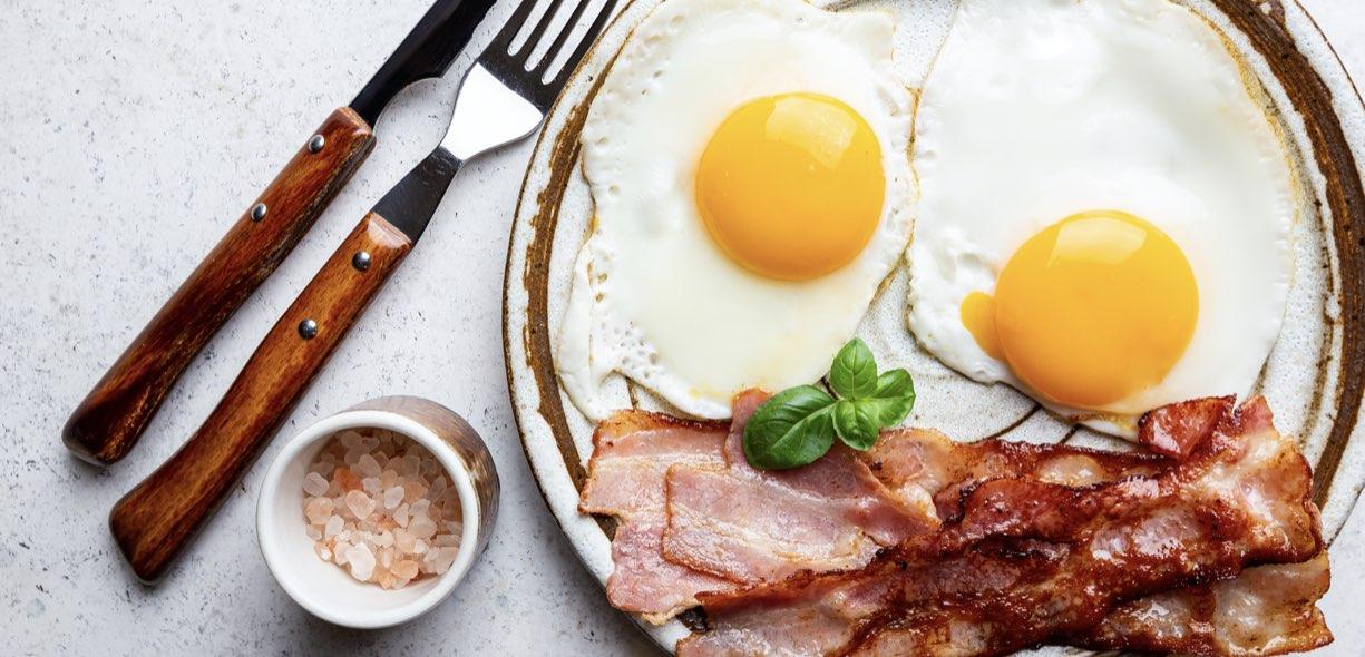 Colazione uova