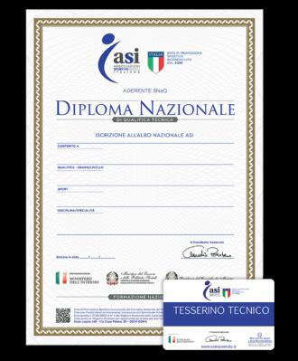 Diploma personal trainer asi
