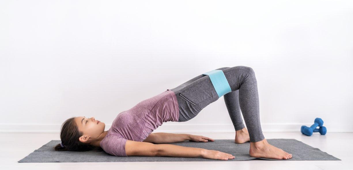 Esercizi per le gambe e glutei