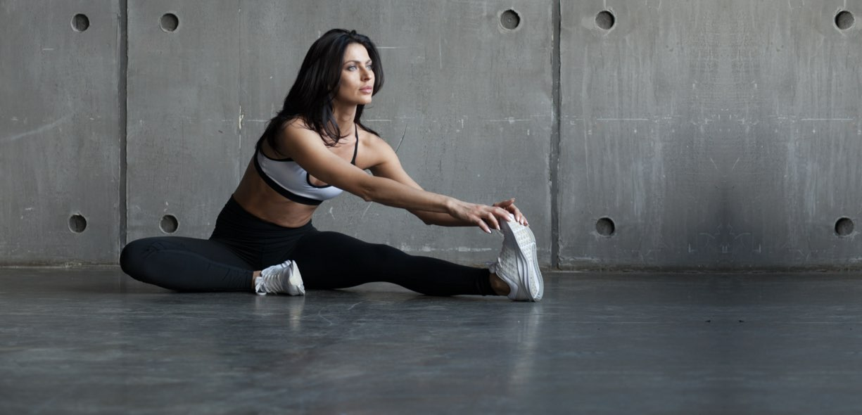 Stretching per la cellulite