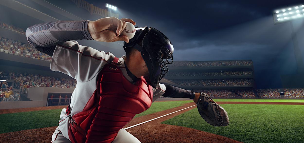 Lancio baseball