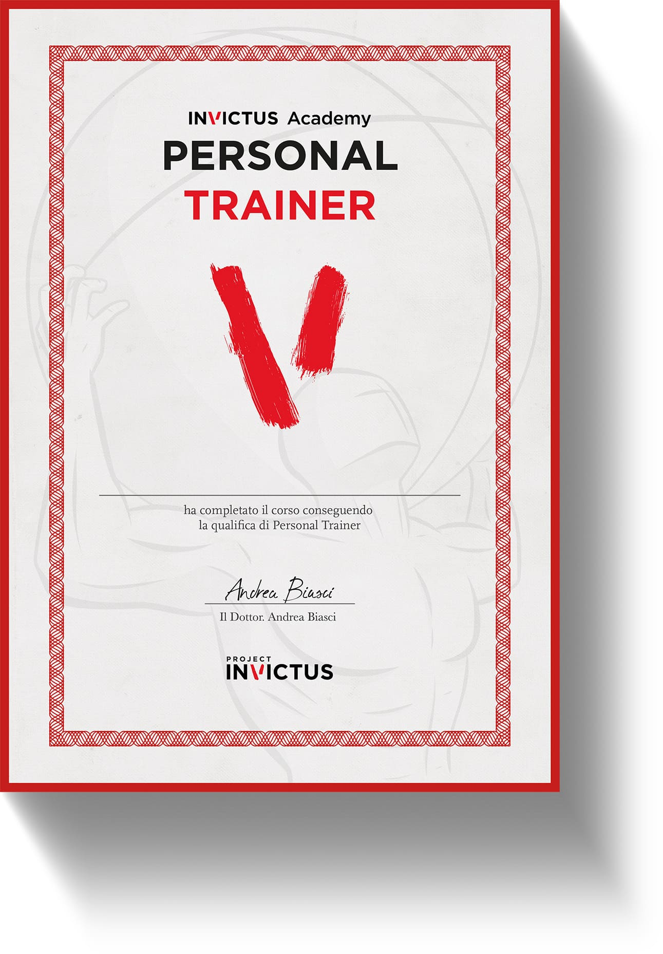 personal trainer invictus trainer