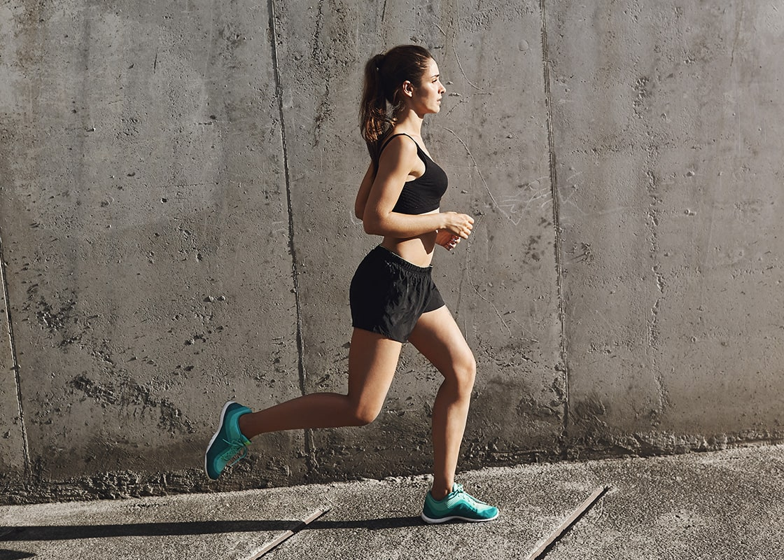 Miglioramento fisico Running Nutrition