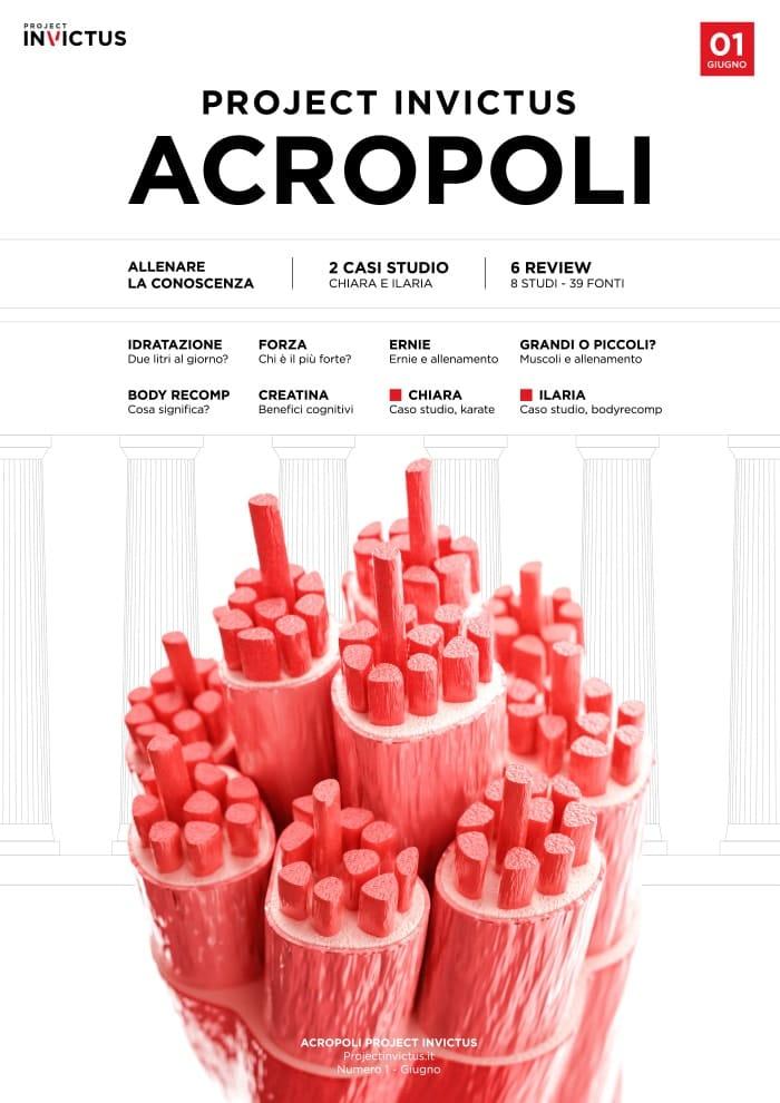 Acropoli 1 Giugno Copertina
