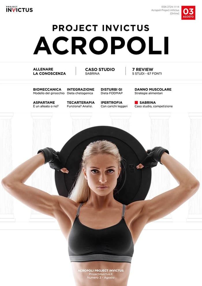 Acropoli 3 Agosto Copertina