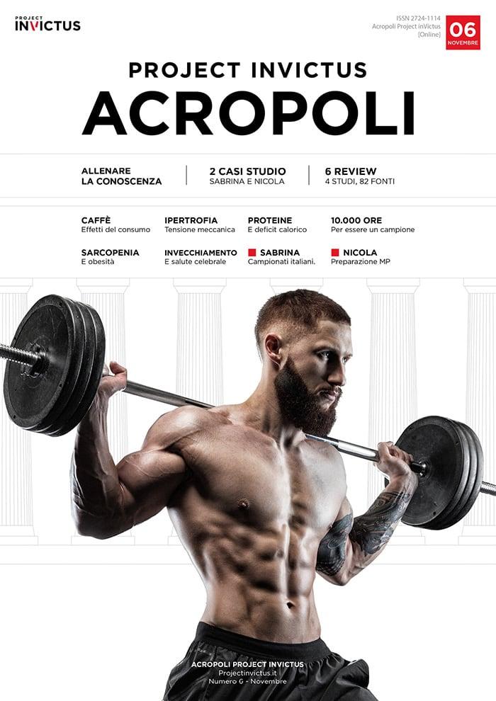 Acropoli 6 Novembre Copertina