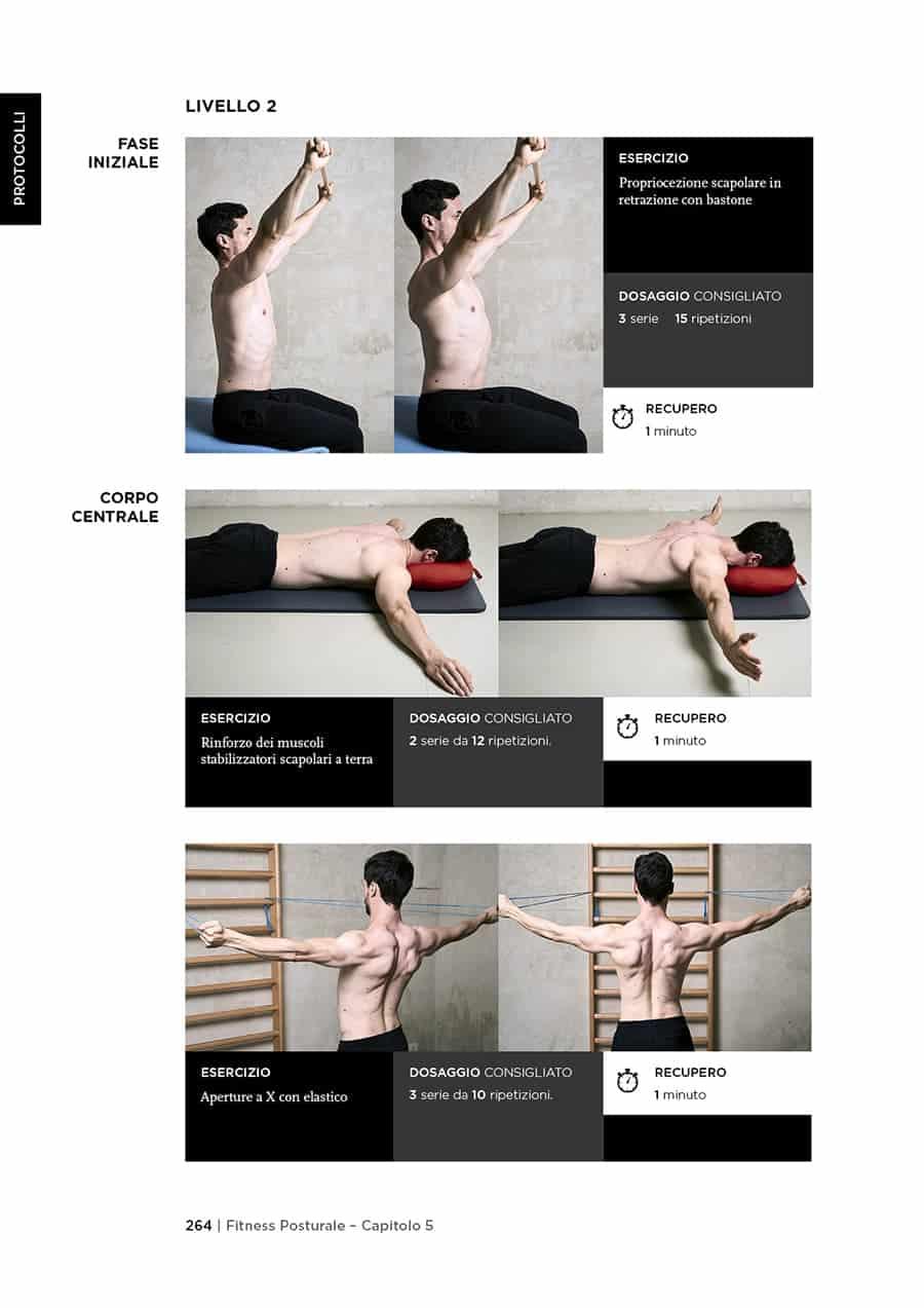 Fitness Posturale 2 pagine atlante