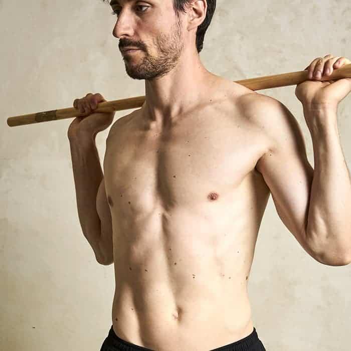 Fitness Posturale 2 esercizi tronco
