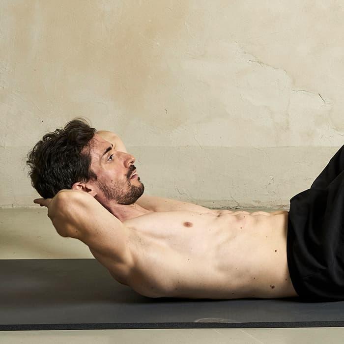 Fitness Posturale 2 crunch