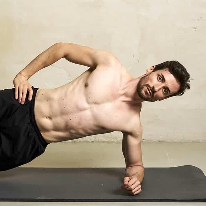 Fitness Posturale 2 plank