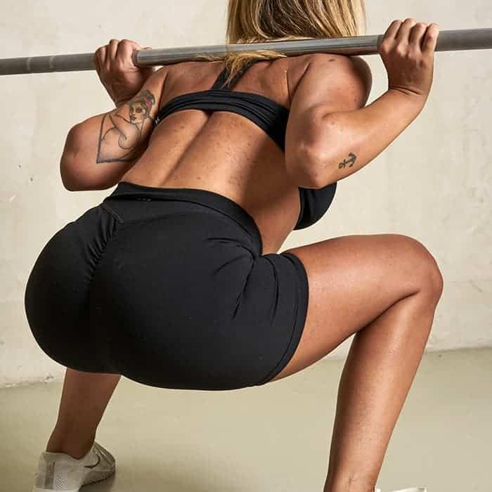 Fitness Posturale 2 squat