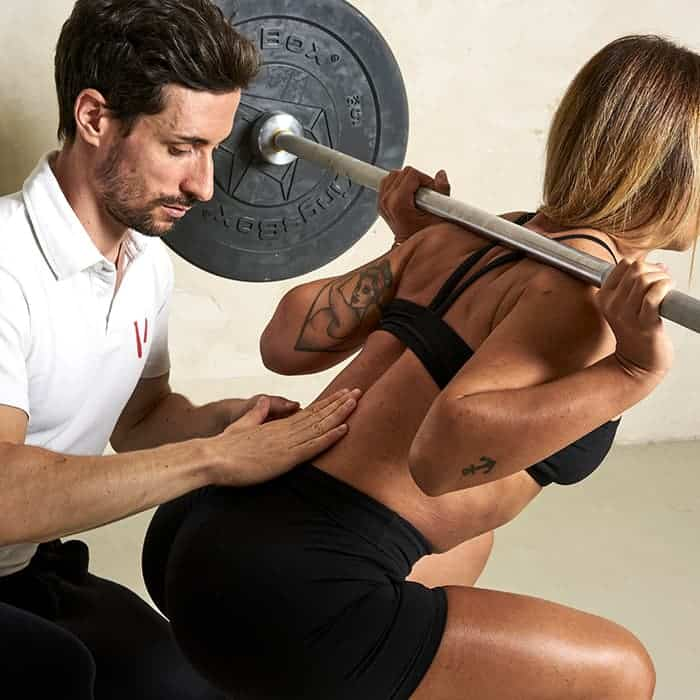 Fitness Posturale 2 bilanciere