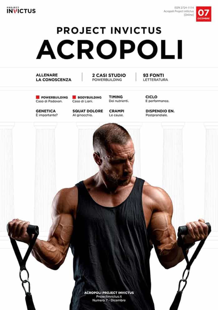07 Dicembre Acropoli Project Invictus