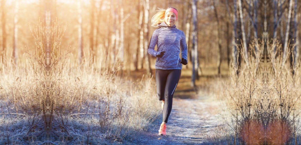 Corsa e Gambe gonfie