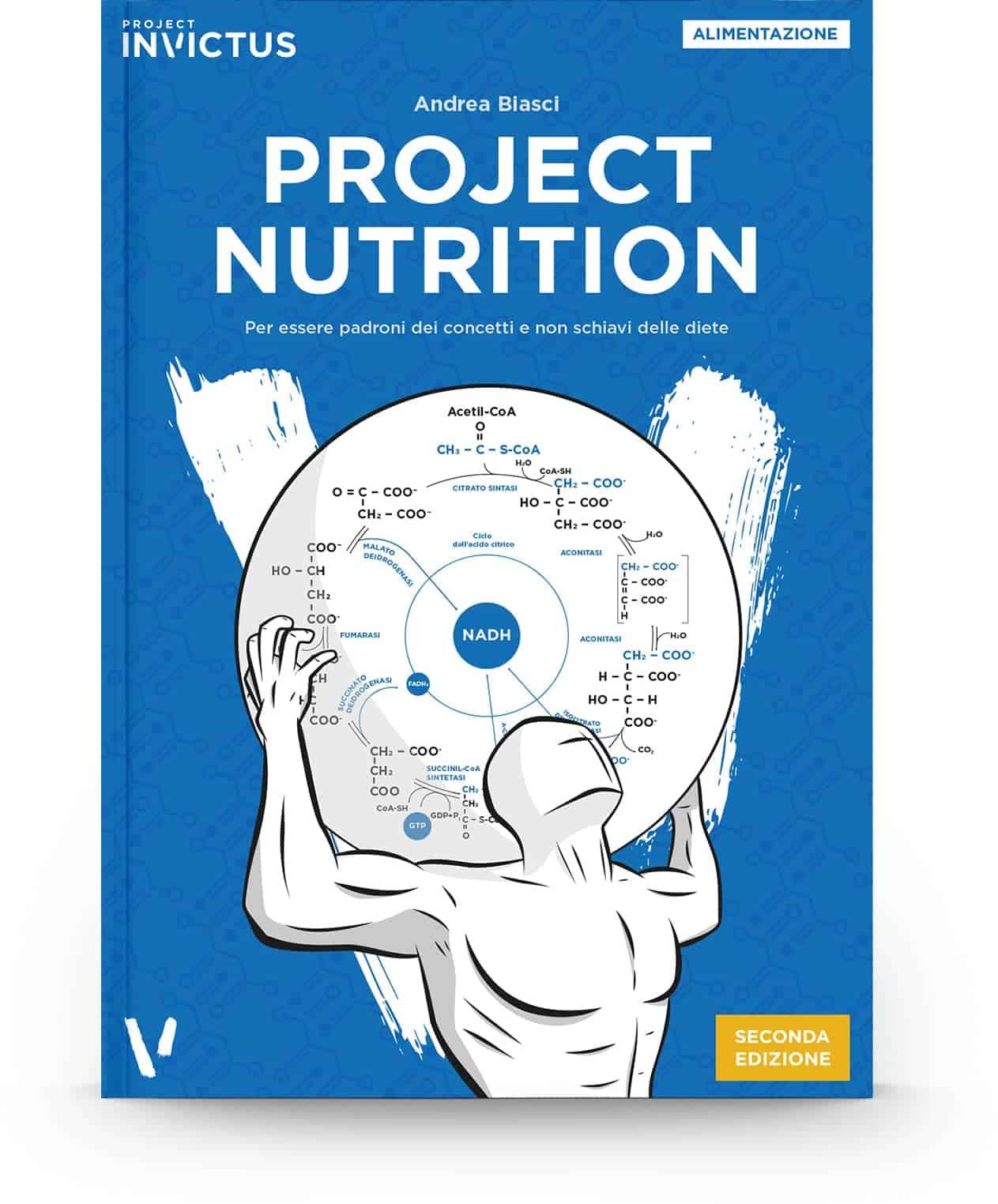 Project Nutrition Seconda Edizione Libro