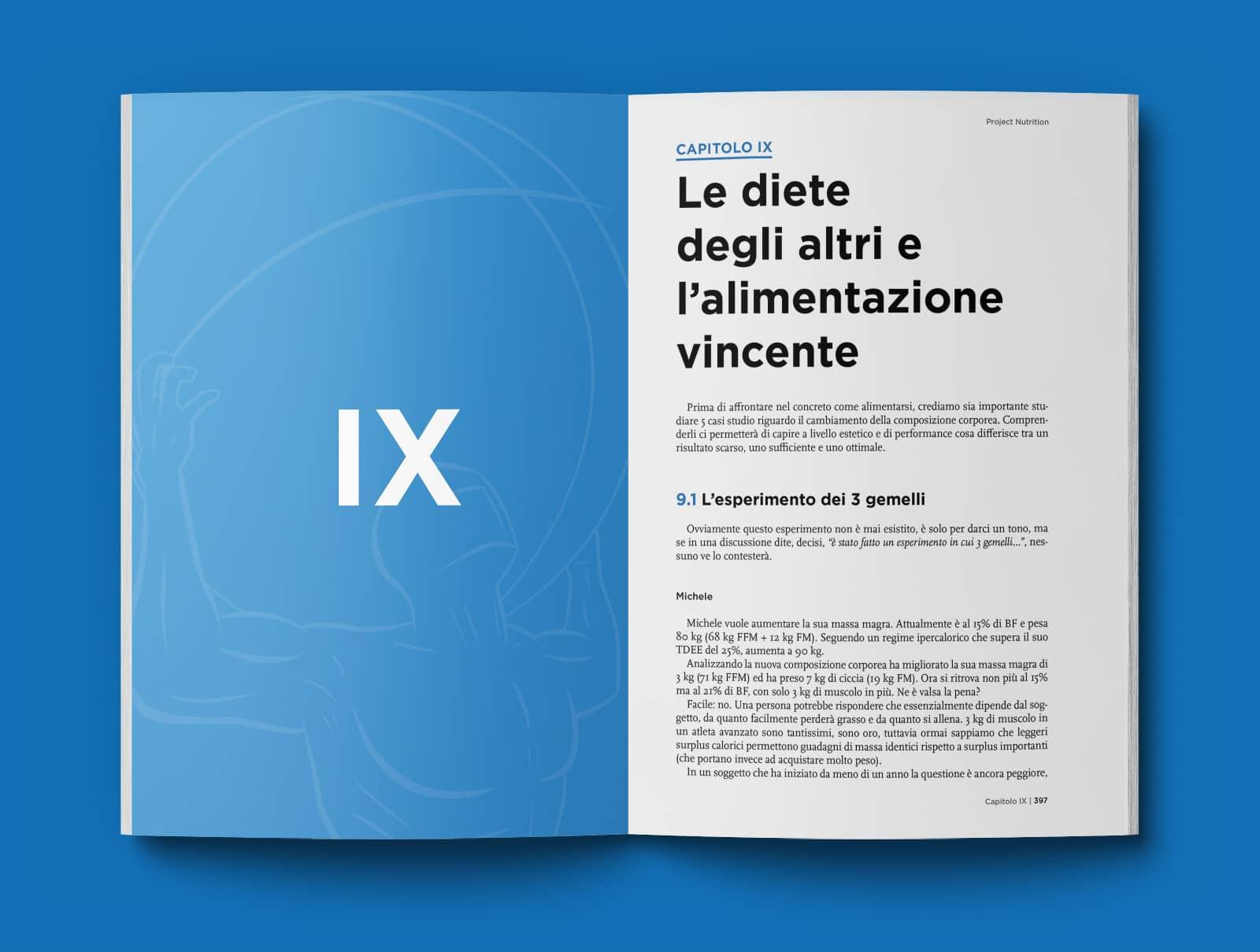 Project Nutrition Seconda Edizione Pagine