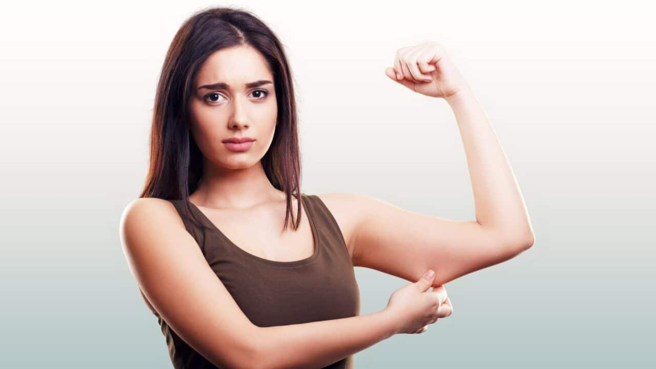 esercizi per braccia toniche e snelle