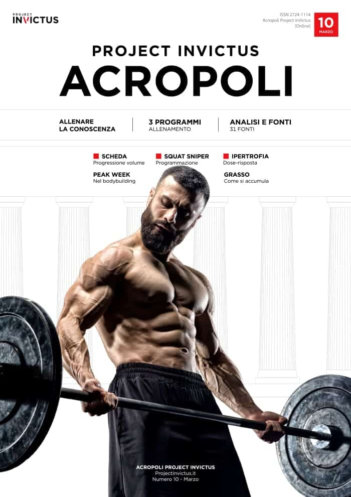 Acropoli 10 copertina