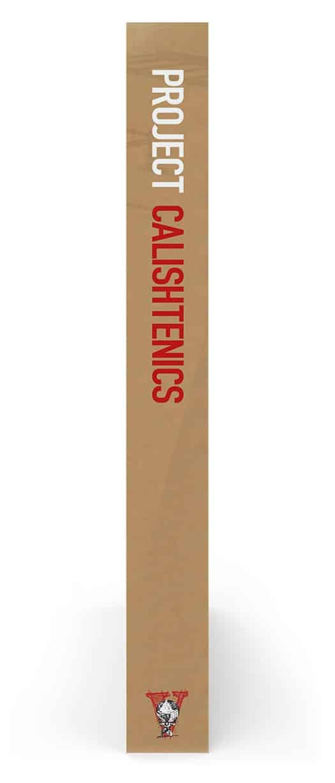 Project Calisthenics libro side