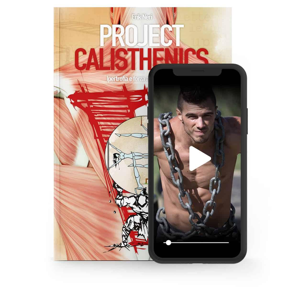 Project Calisthenics Libro e videocorso bundle
