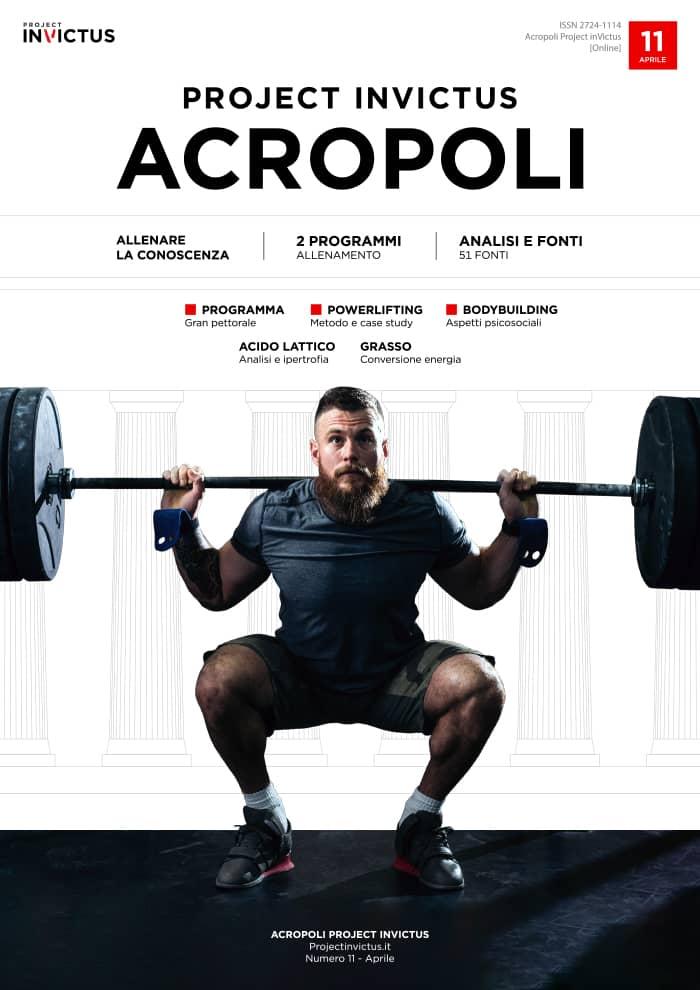 Acropoli 11 copertina