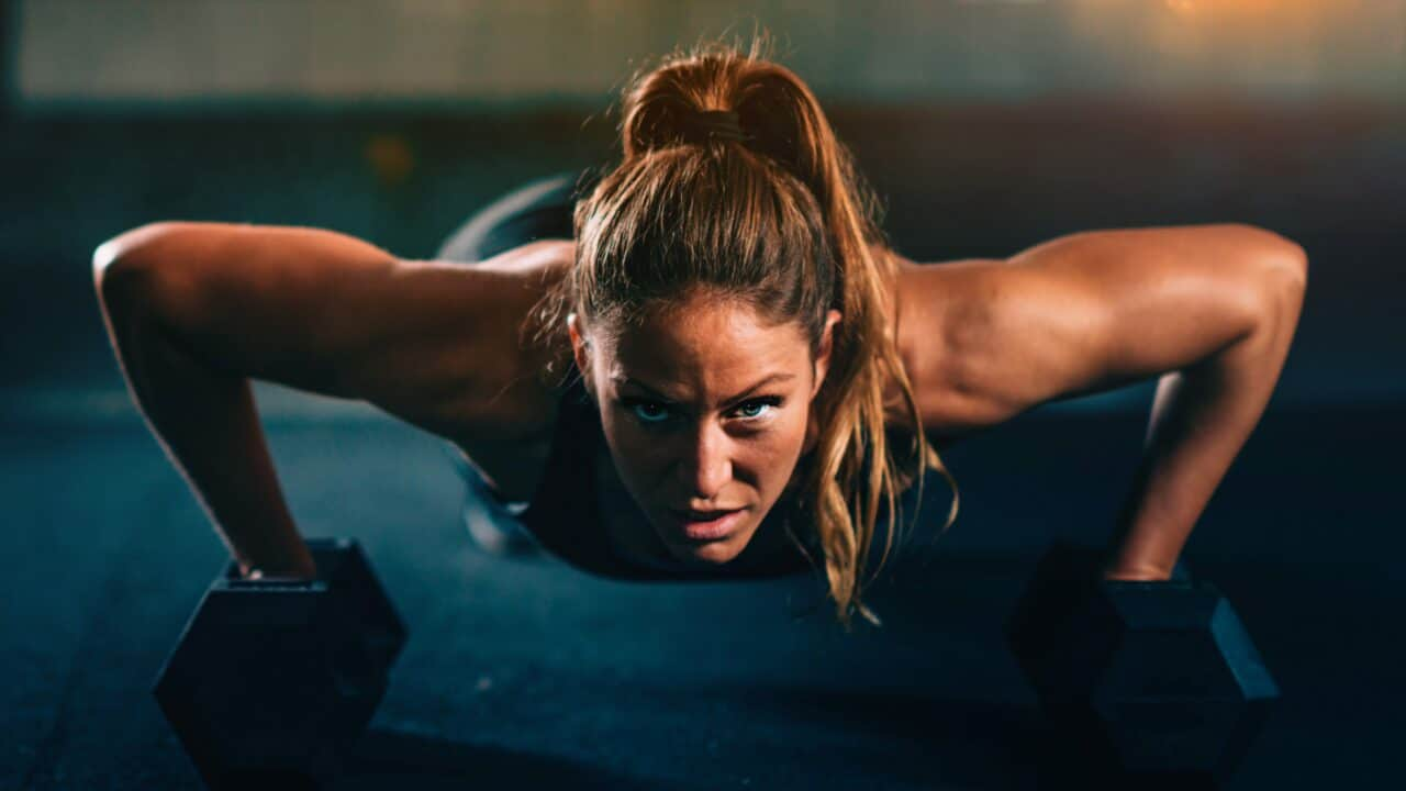 jump set allenamento palestra