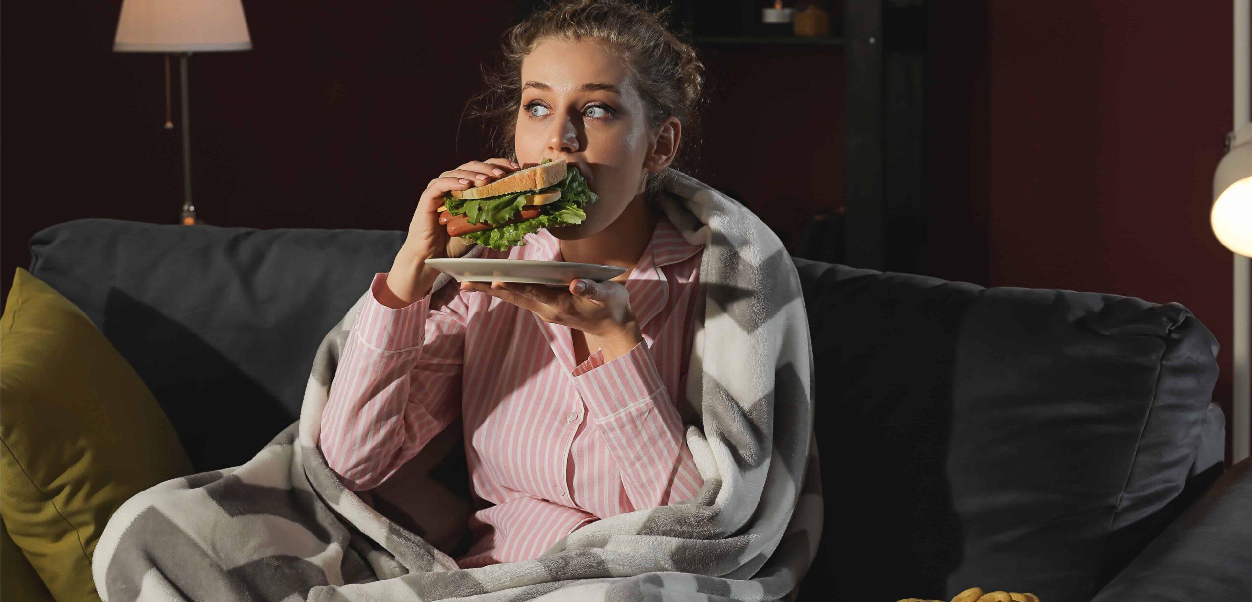 attacco di fame e dieta