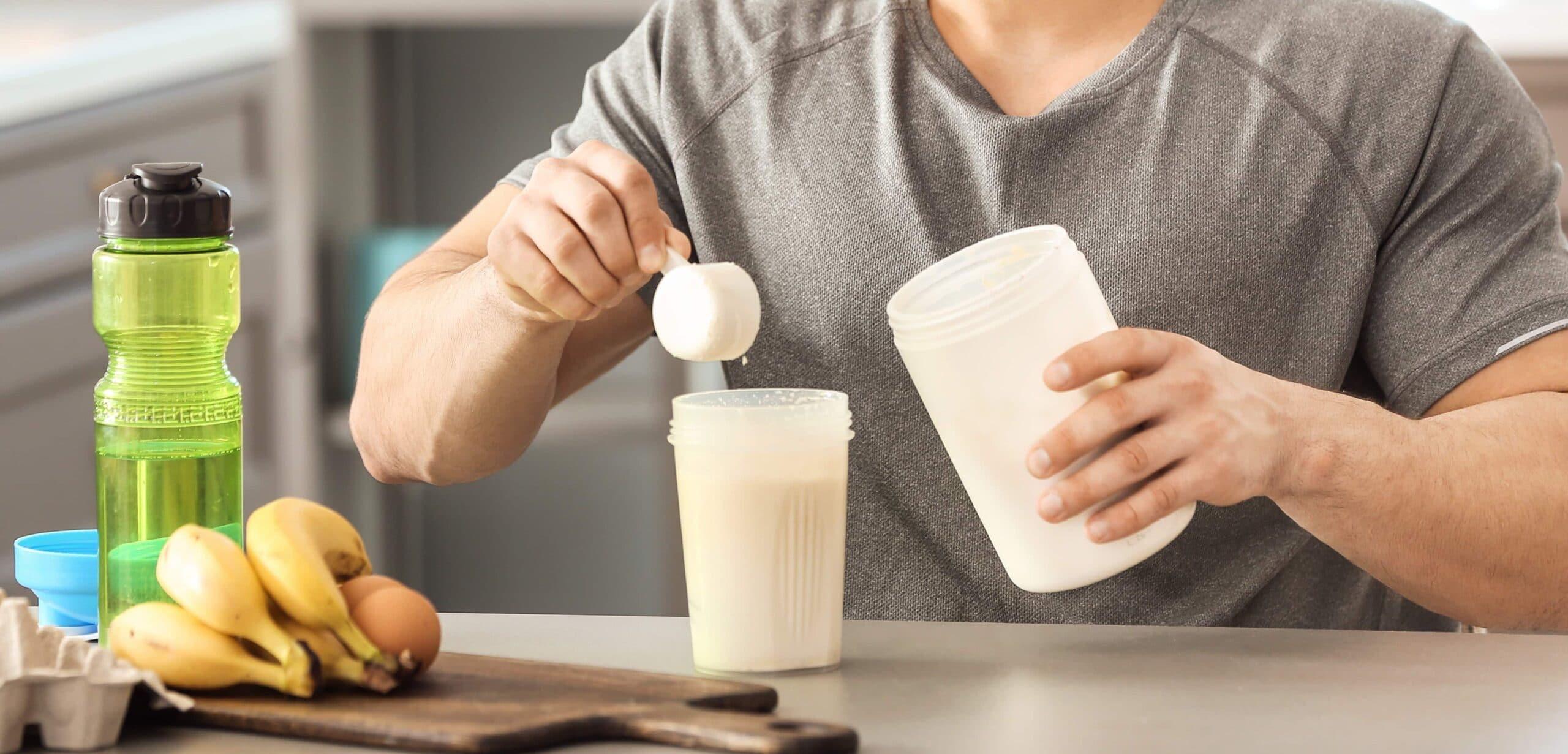 proteine cosa sono e quali scegliere per la palestra