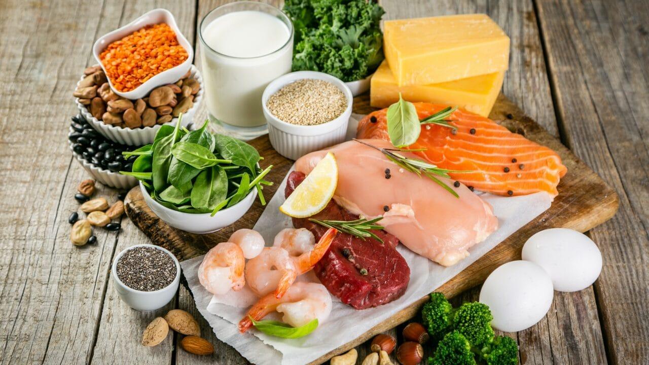 cosa sono le proteine e in quali fonti alimentari si trovano