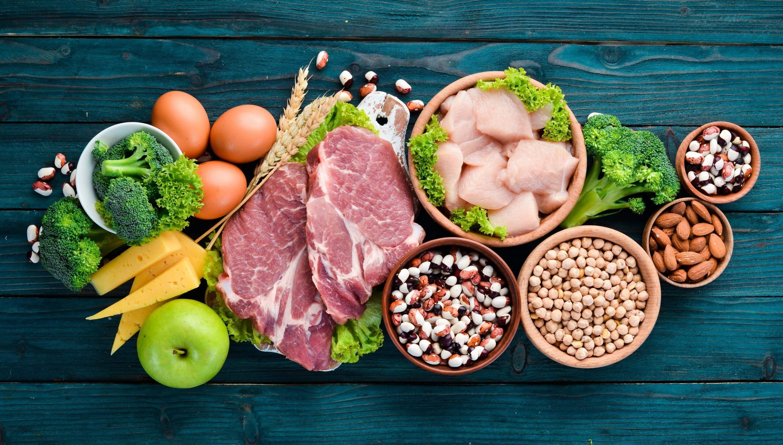 proteine animali e proteine vegetali comparazione valore biologico