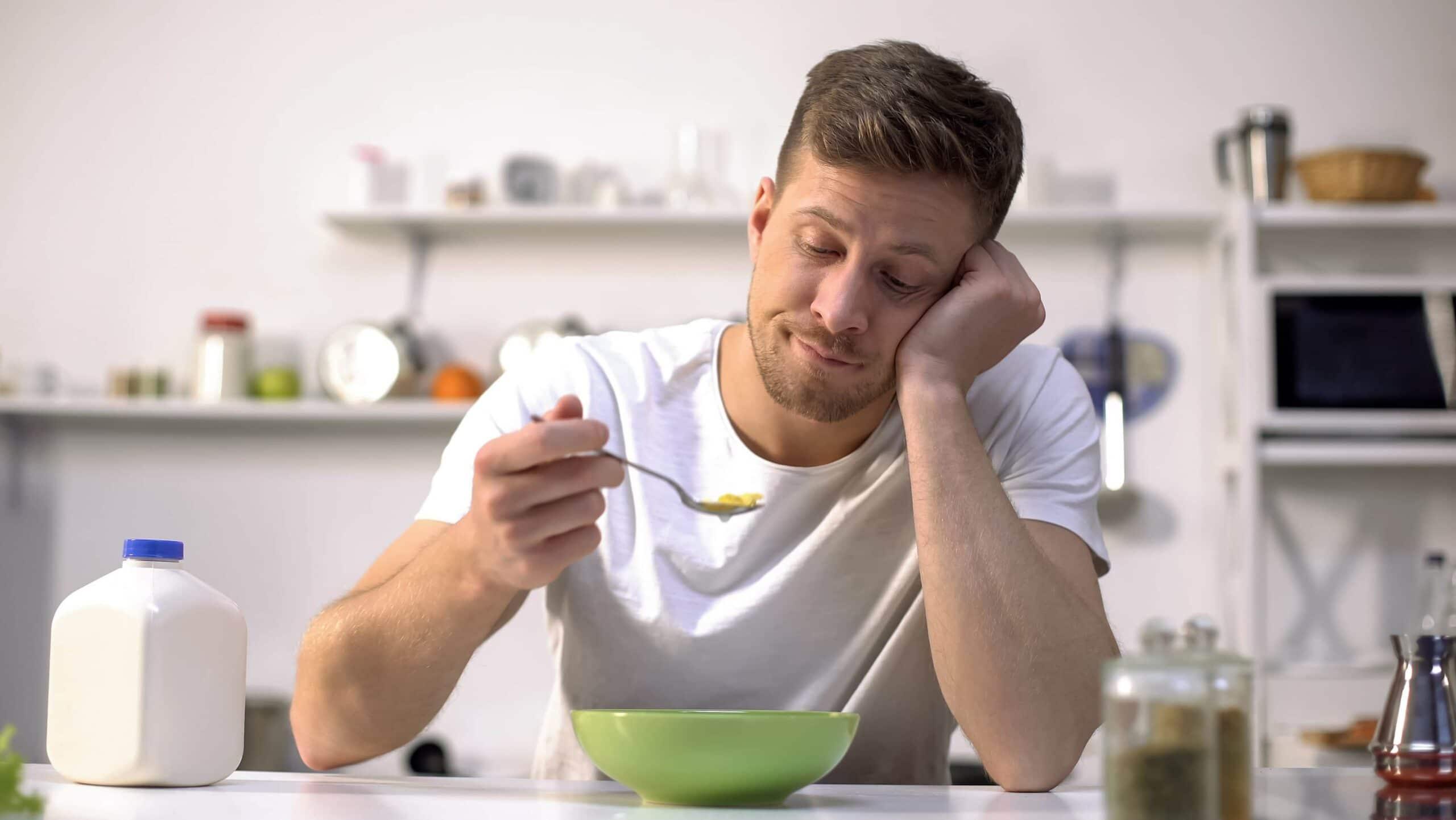 senso di sazietà a dieta
