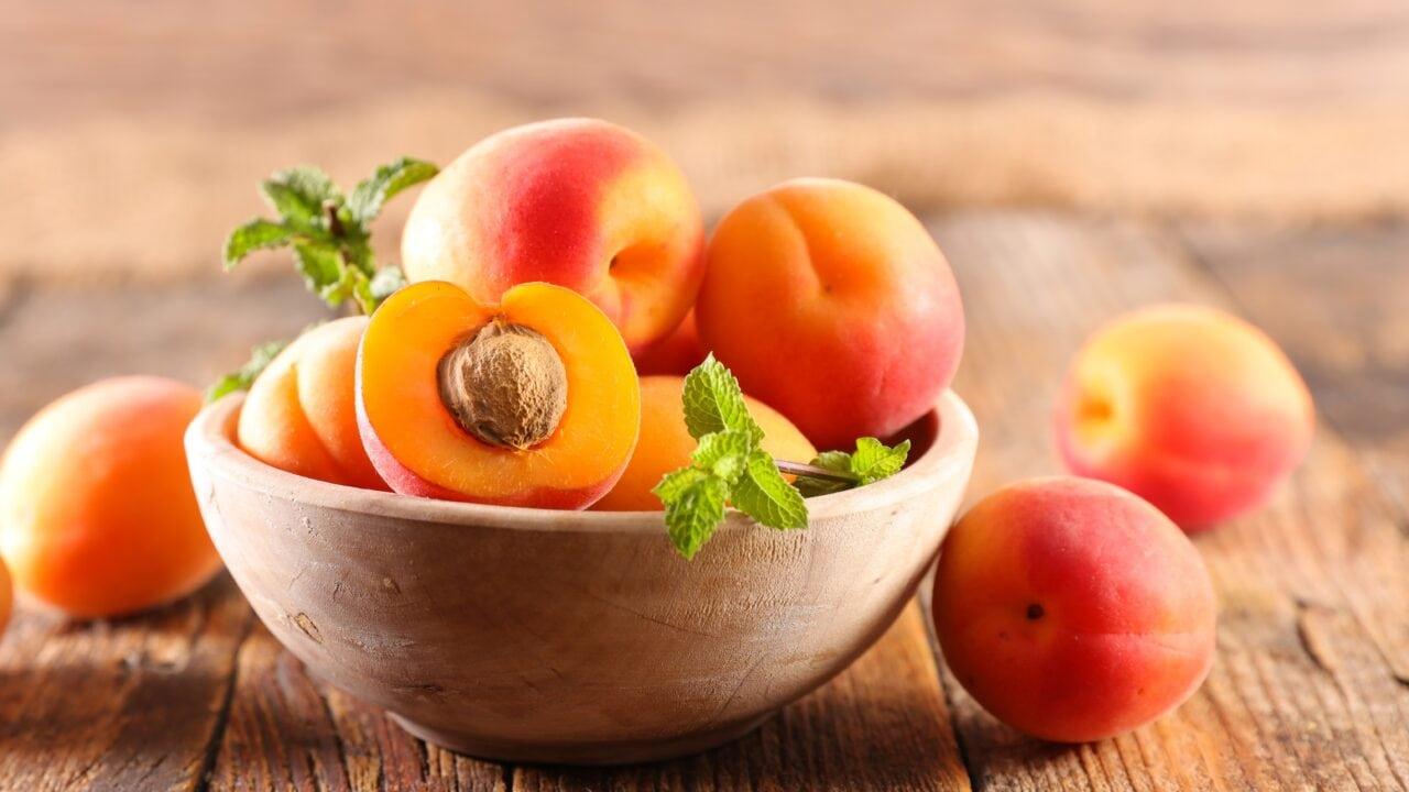 albicocche benefici e proprietà nutrizionali