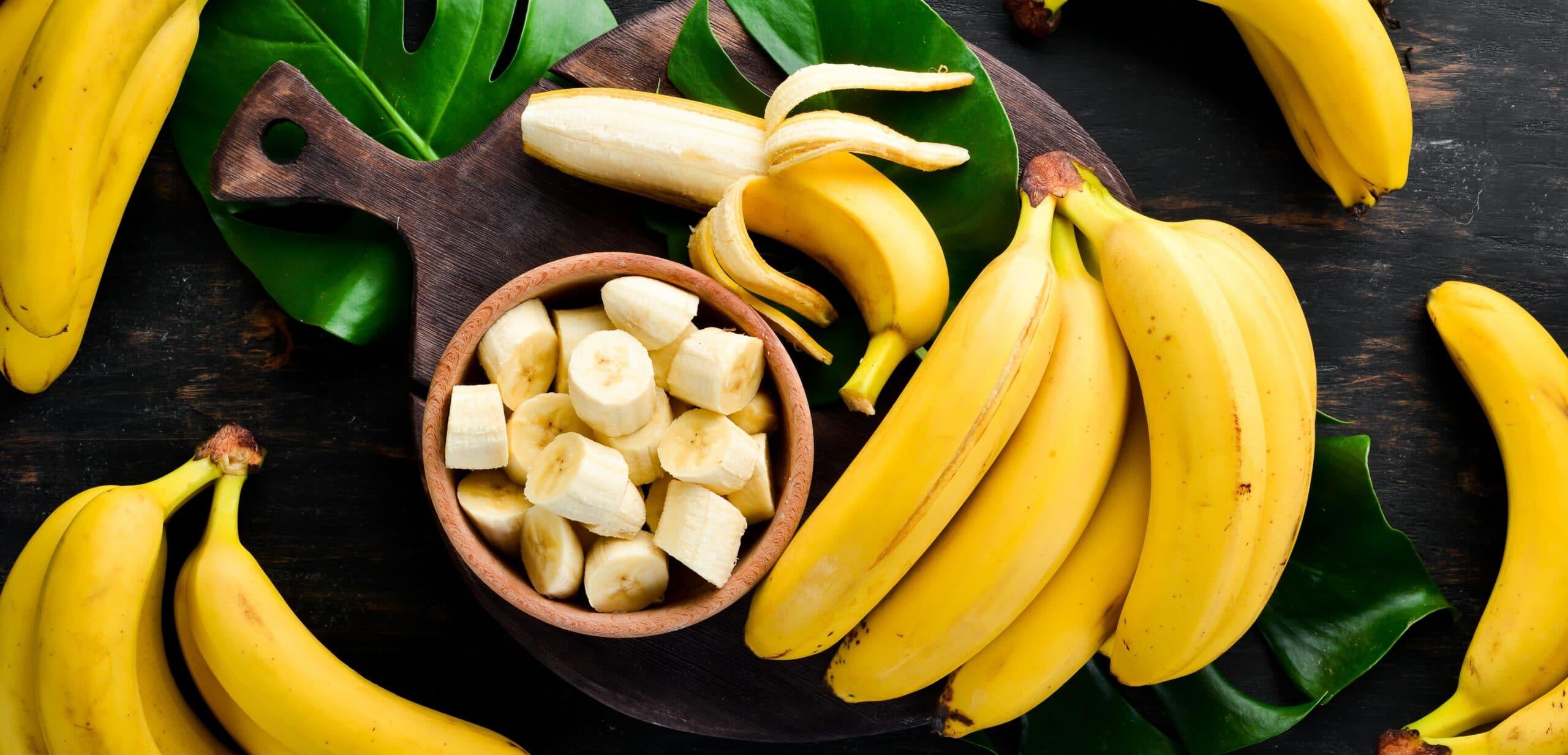 banana benefici, valori nutrizionali e proprietà