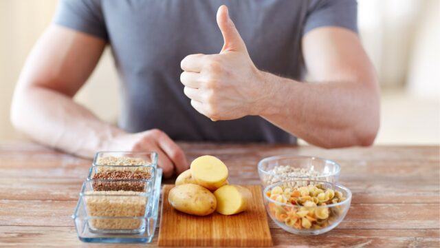 dieta dei carboidrati per la palestra