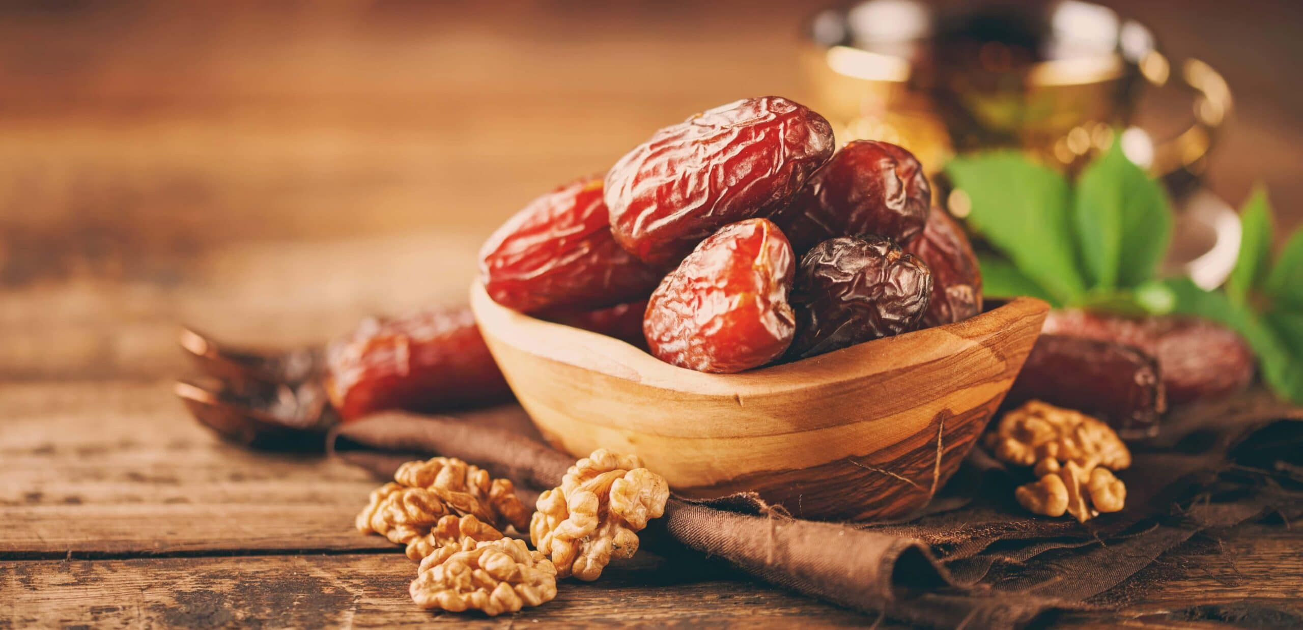 datteri benefici e proprietà nella dieta