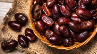 datteri e valori nutrizionali nella dieta