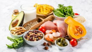 dieta bilanciata e alimentazione sana