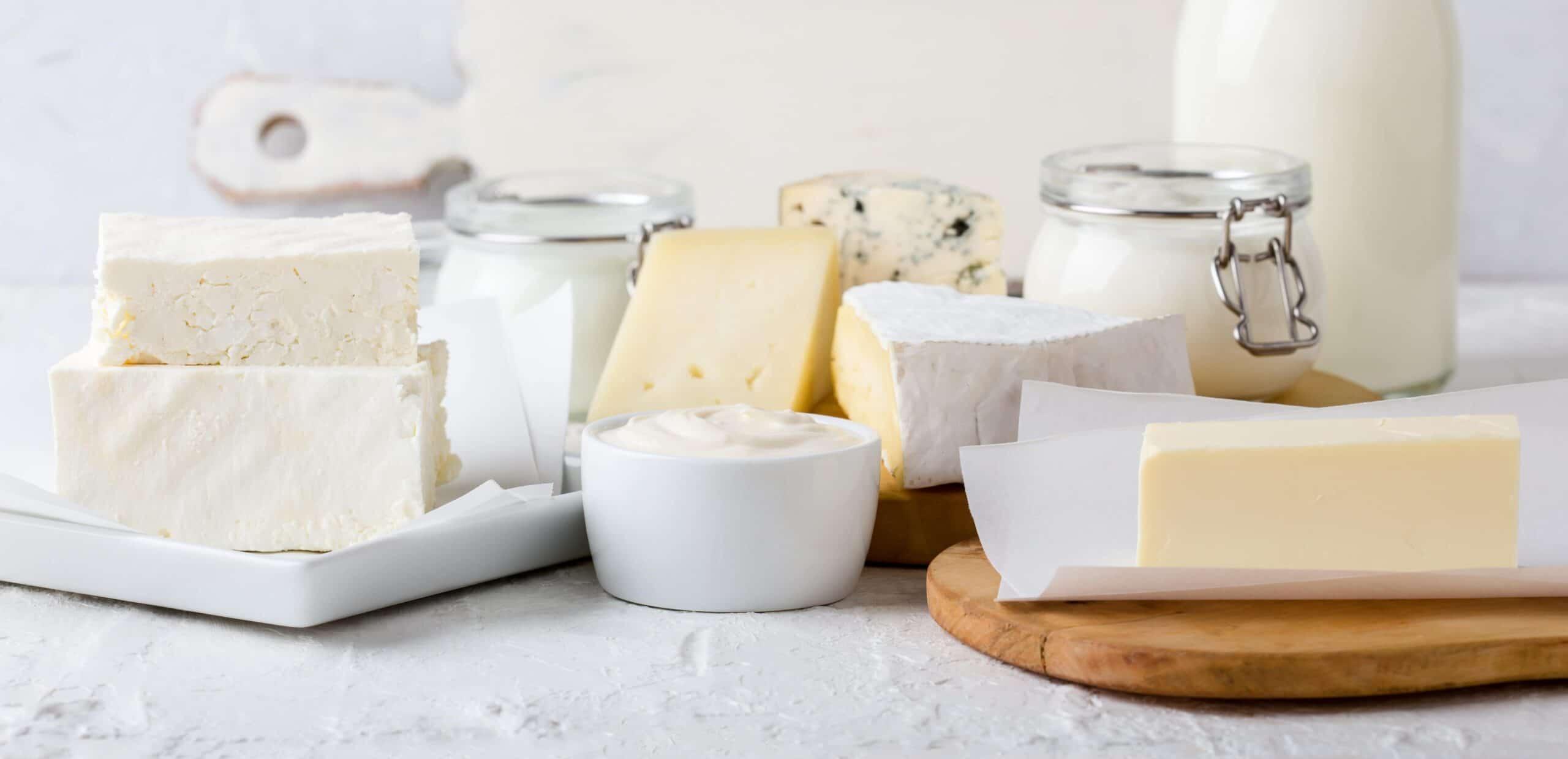 proteine latte e proteine siero del latte negli alimenti