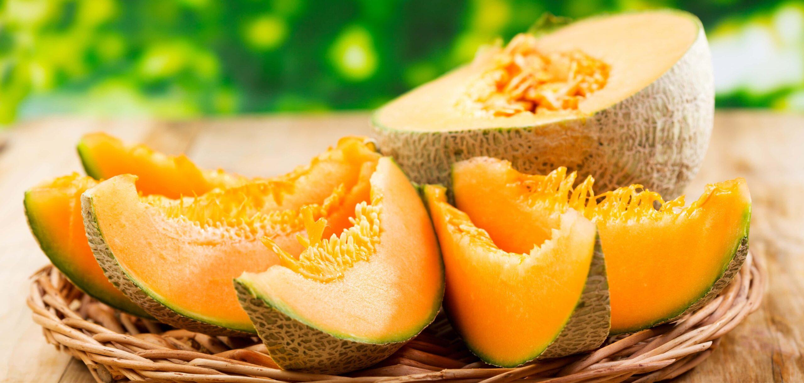 proprietà e benefici del melone