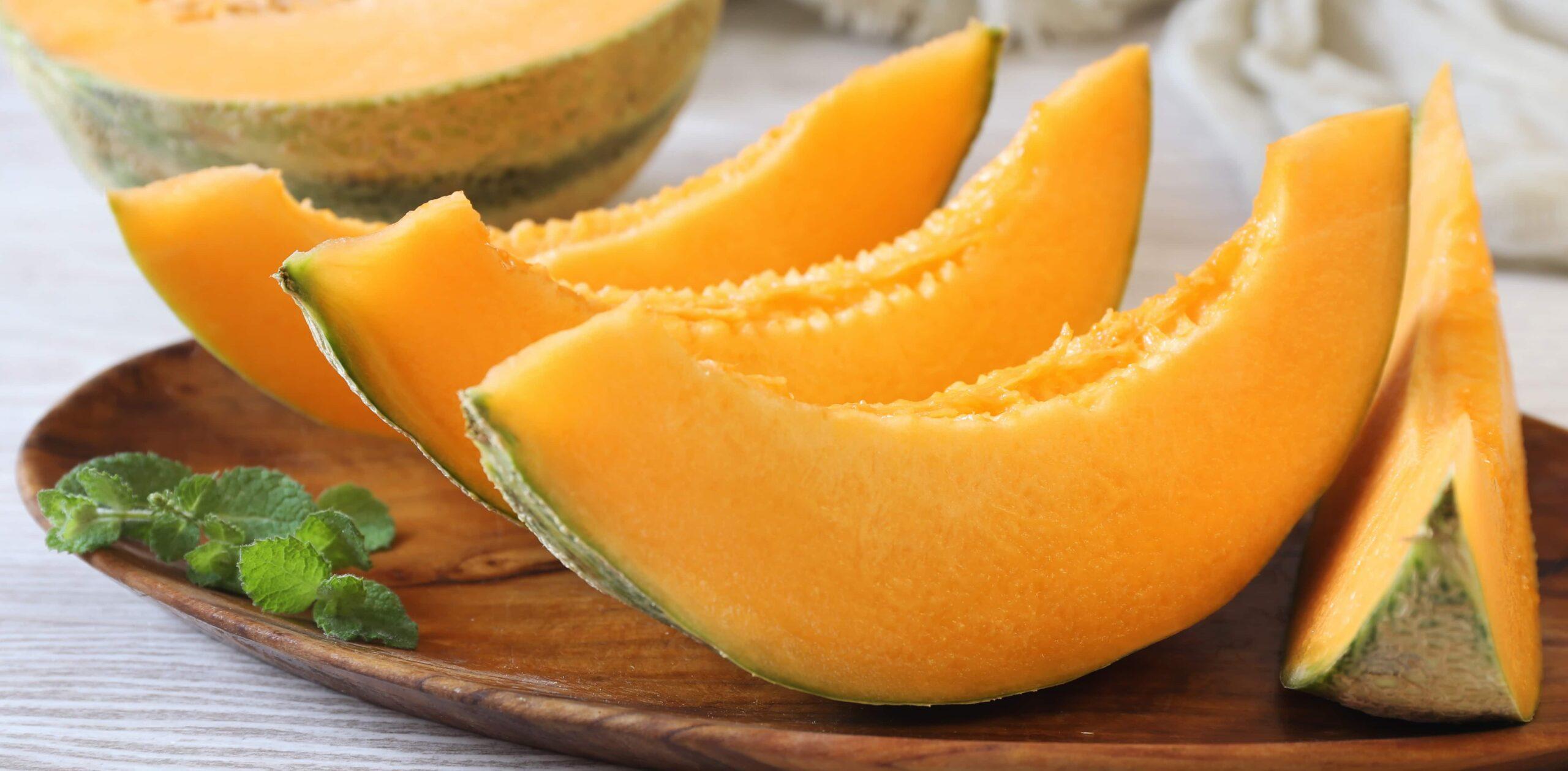 proprietà e benefici del melone a dieta