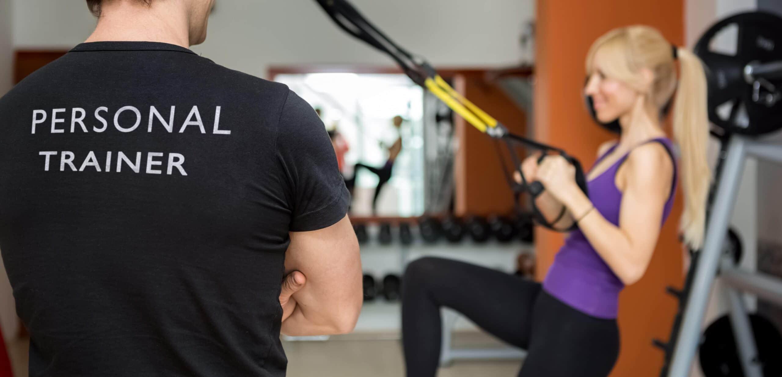 personal trainer cos'è e cosa fa: definizione