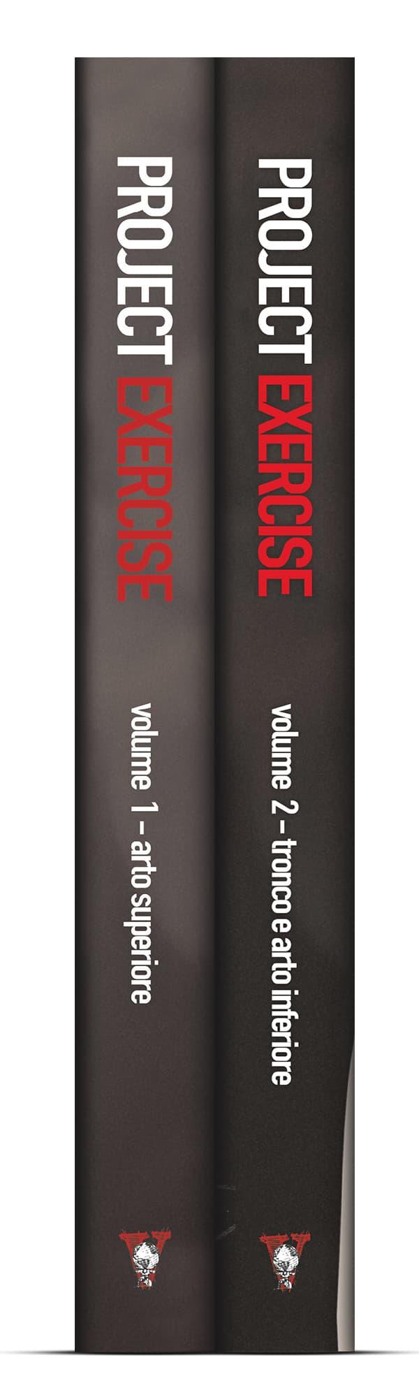 Project Exercise Vol 1-2 dorsi libri