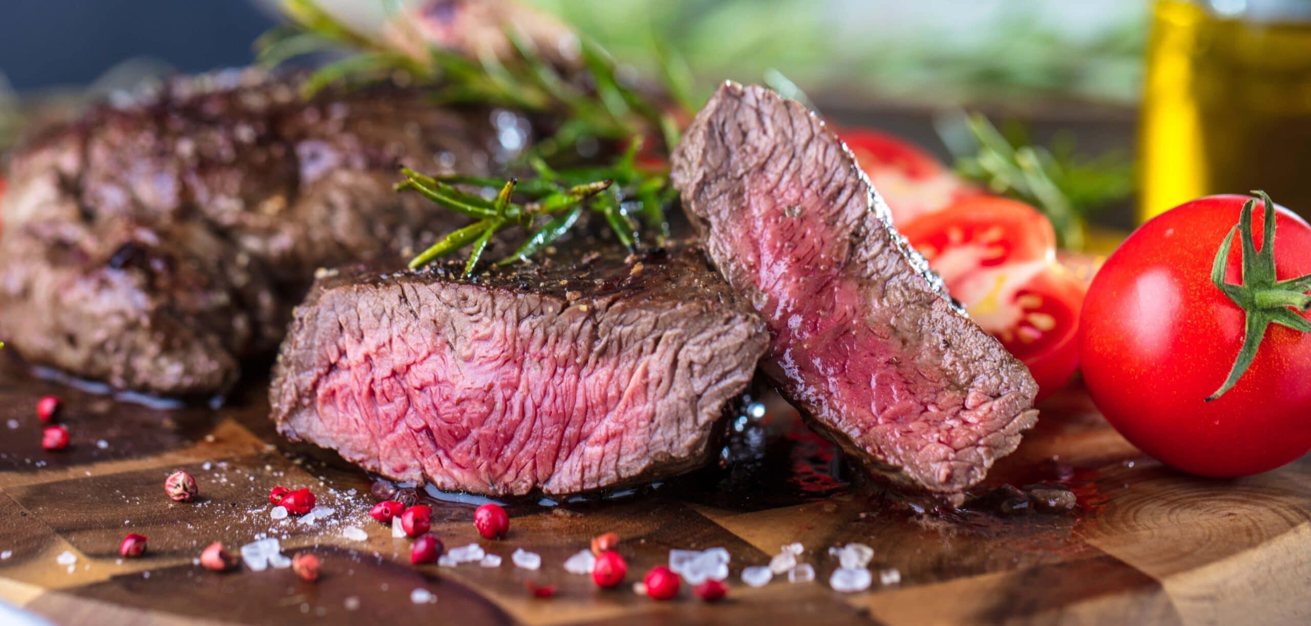 carni proteiche e carne rossa