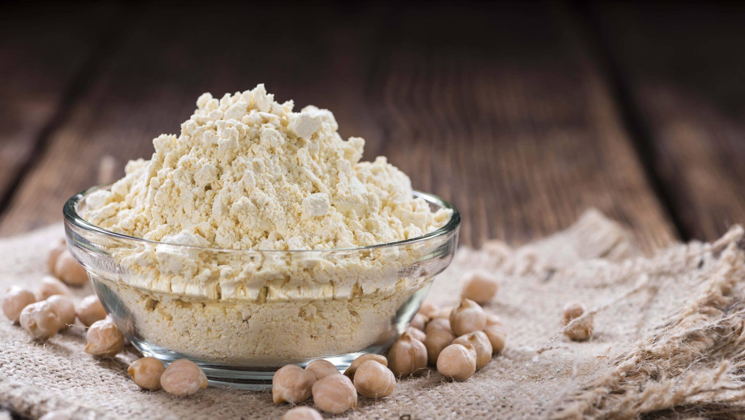 proteine vegetali per la palestra e il bodybuilding