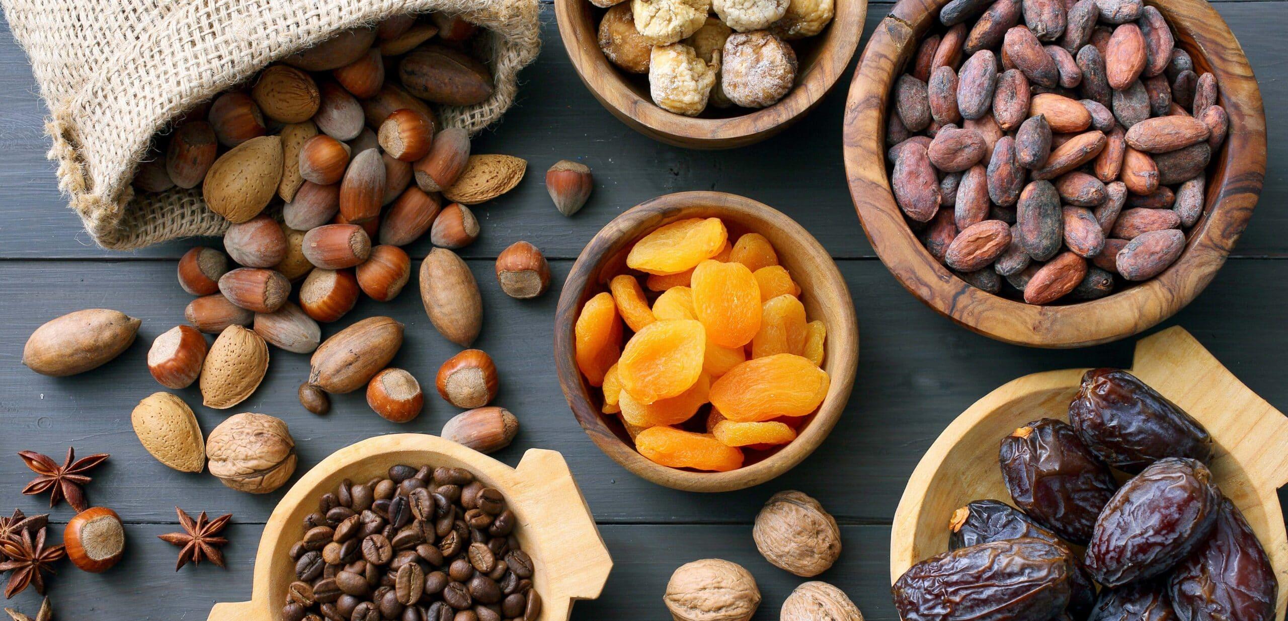 frutta proteica nella dieta per la palestra