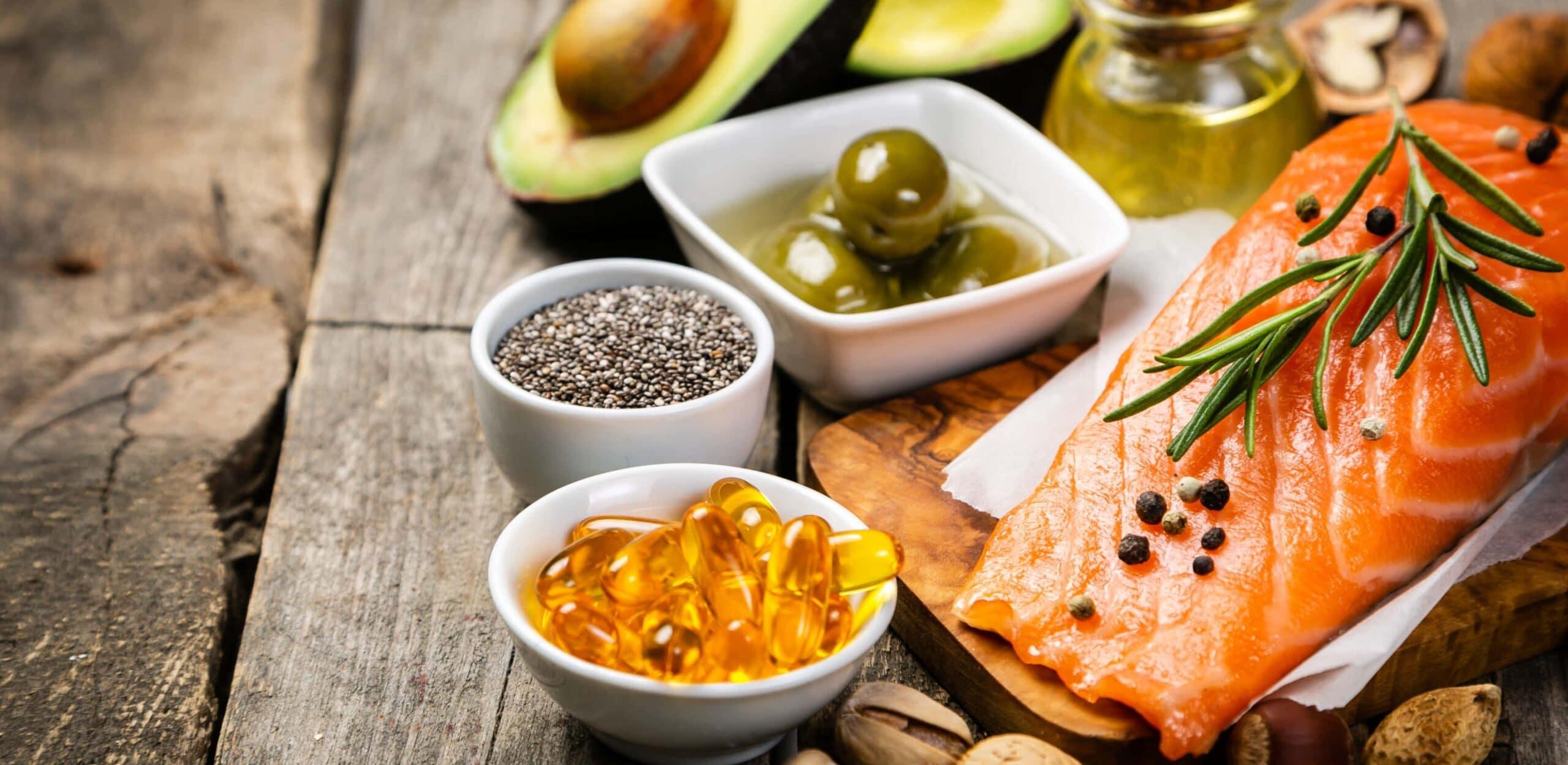 fonti alimentari di grassi nella dieta