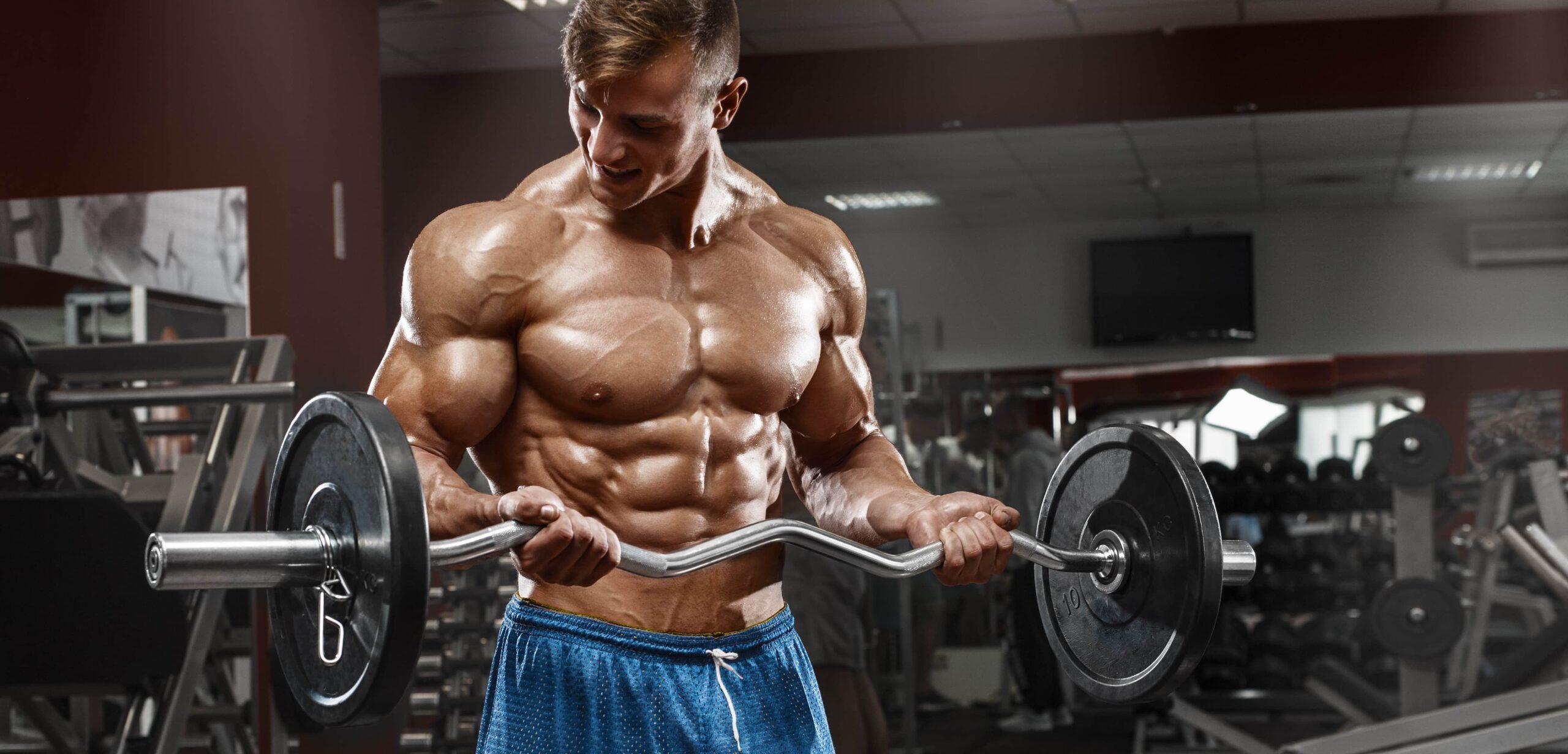 ipertrofia e aumento massa muscolare per il bodybuilding